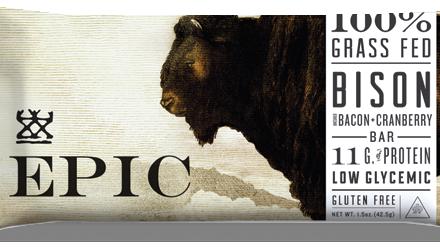 Epic Bison Bars