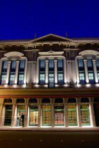 The Napa Valley Opera House in Napa. (The Press Democrat / Crista Jeremiason )