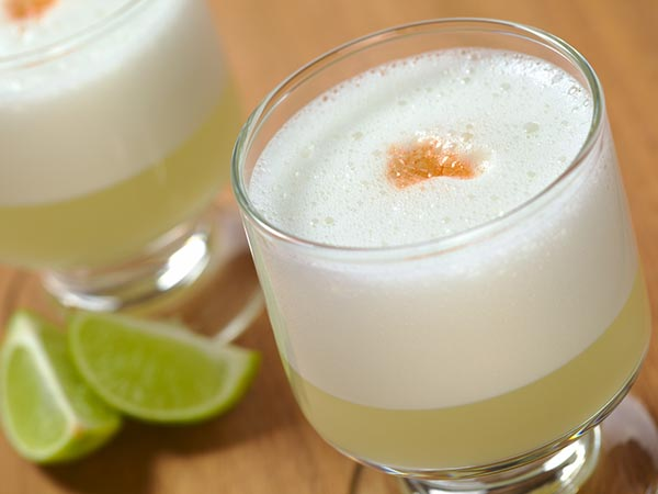 Pisco sours, an addictive Peruvian cocktail, will be on the menu at Olé in Santa Rosa