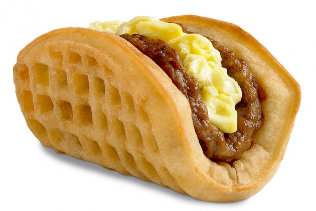 Taco Bell's Waffle Taco Fail