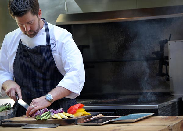 Dustin Valette's New Passion Project in Healdsburg