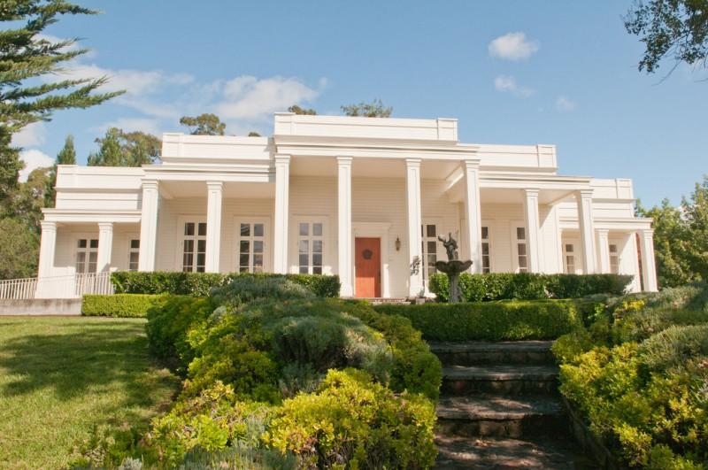 The Bartholomew Park mansion. (Photo courtesy of Bartholomew Park)
