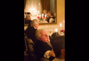 Madrona Manor's Downton Abbey Dinner on Saturday, February 22, 2014. (Photo by Charlie Gesell)