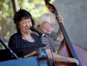 Healdbsurg Jazz Festival. (phtoo by Beth Schlanker)