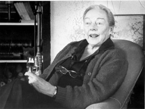 MFK Fisher (PD File). The Art of Eating will be held at the Bouverie Preserve May 18