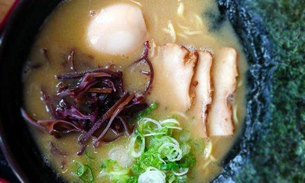 Pork Ramen at Shige