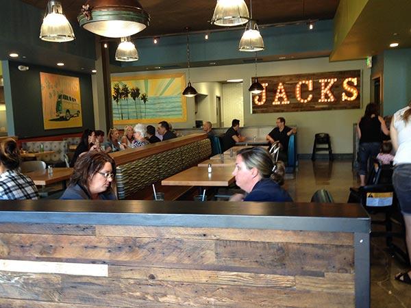 Jack's Urban Eats: Hof Brau 2.0