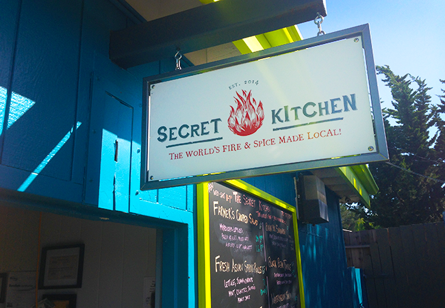 Secret Kitchen | Petaluma