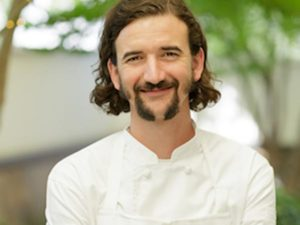 Trevor Kunk of Blue Hill Farm New York has been hired as new exec chef at St. Helena's Press