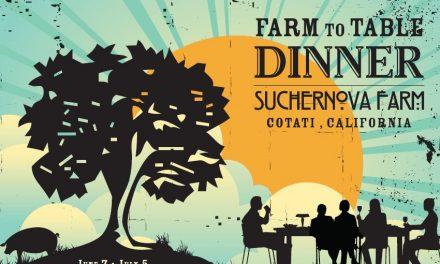 Suchernova Farm to Table Dinners