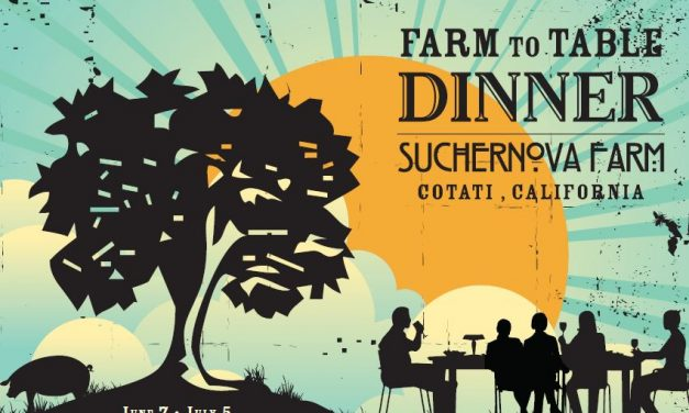 Suchernova Farm to Table Dinners