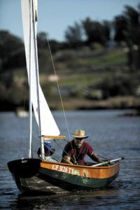 Petaluma River (photo by Alvin Jornada)