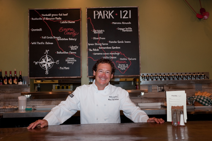 Park 121 After Hours Kitchen opens at Cornerstone gardens in Sonoma