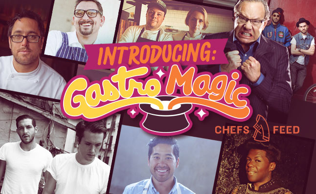 GastroMagic and other food awesomeness at Outside Lands