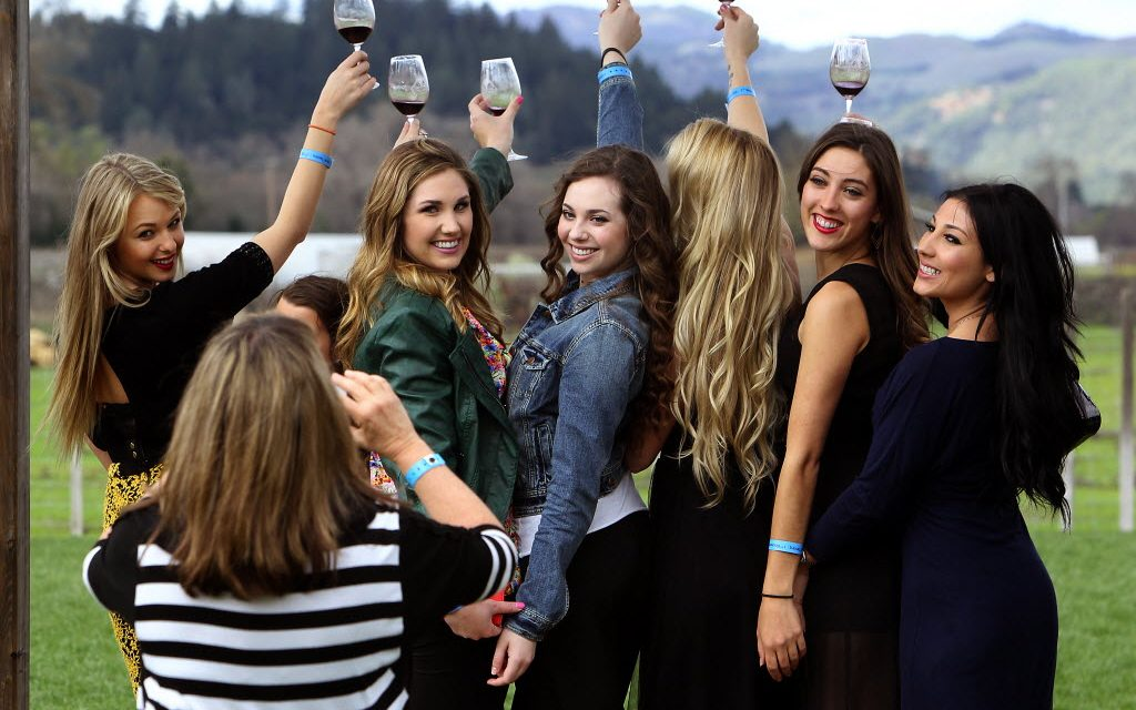 Wine Country Weekend 2014