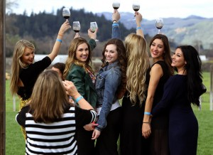Wine Country Weekend brings out the party in everyone