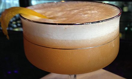 The Whiskey Sour at Whiskey Tip