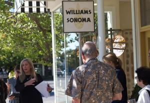 Williams-Sonoma opens in Sonoma