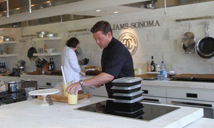 Williams-Sonoma comes home to Sonoma
