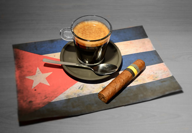 The Cuban Cortadito Is A Sweetened Espresso Like Coffee Drink Just Ask Kardashians