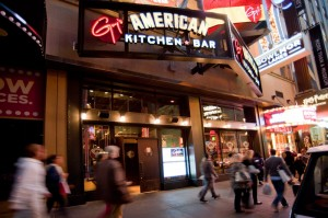 Guy's American Kitchen and Bar in NYC is a license to print money for the Mayor of Flavortown