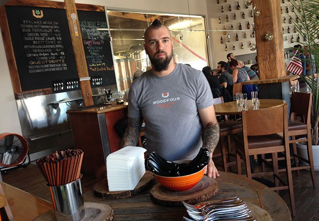 Chef Jamil Peden will be the new exec chef at Applewood Inn in Guerneville