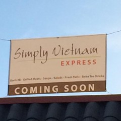 Simply Vietnam Express opening