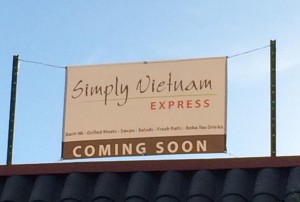 Simply Vietnam Express is opening in Santa Rosa. Photo from BiteClub Facebook friends