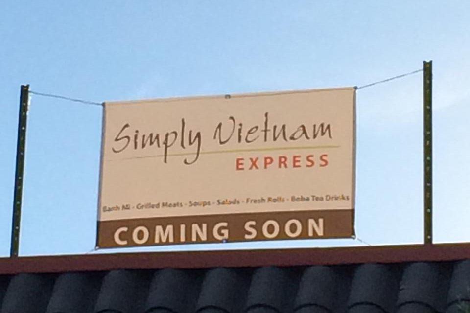Simply Vietnam Express opening