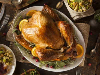 Thanksgiving in Sonoma County 2017: Eat Out, Pick Up or Make it Yourself