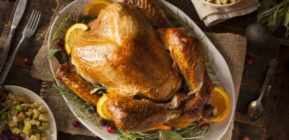 Chef John Ash's Roast Turkey Recipe