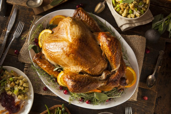 Chef John Ash's brined and roasted turkey is a traditional, yet tasty way to make your Thanksgiving memorable.
