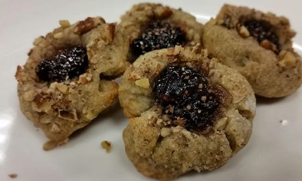 Blue Cheese Walnut Cookie Recipe