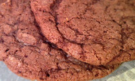 Chocolate Five Spice Cookie Recipe