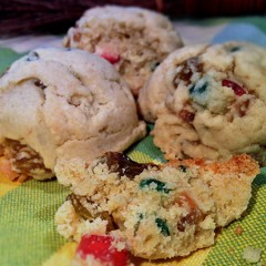 Panettone Holiday Cookie Recipe