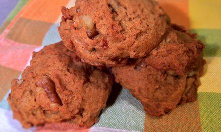 Nona's Persimmon Cookies Recipe