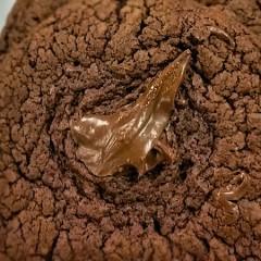 Chocolate Nutella Cookie Recipe