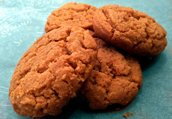 Best Flourless Peanut Butter Cookie Recipe