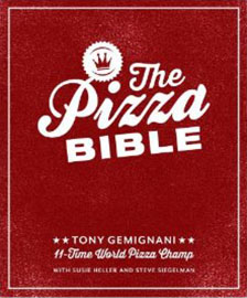 Tony Gemignani The Pizza Bible Cookbook