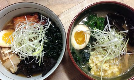 Ramen Gaijin moving to Sebastopol's Forchetta