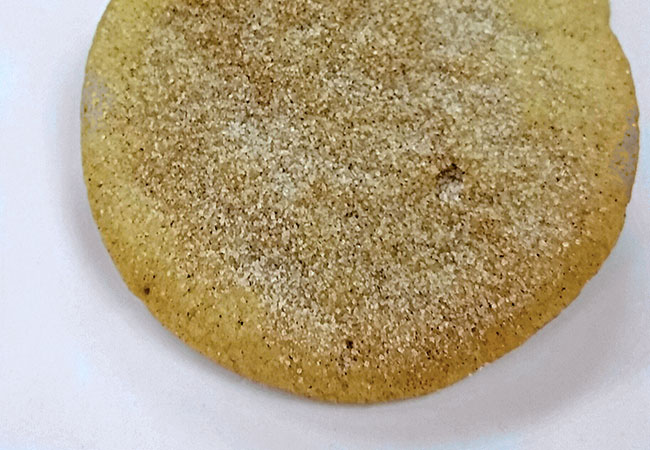 Autumn Spiced Snickerdoodle