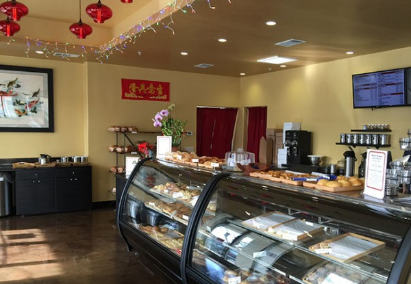East Wind Bakery in Santa Rosa