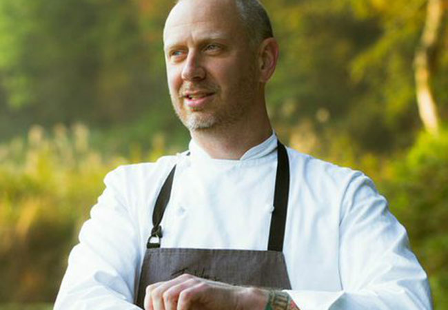 Chef Kyle Connaughton will open Single Thread Farms and Inn in Healdsburg. Photo courtesy of Eric Wolfinger