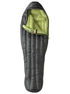 Plasma 30 sleeping bag.