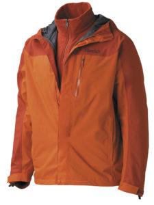 Ramble Component men's jacket.