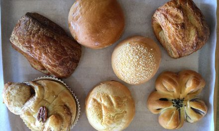 East Wind Bakery Bao and Milk Bread