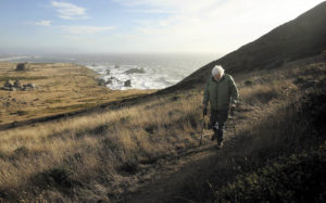 A LIFE CHANGED: For Bill Kortum, the movement to oppose PG&E's Bodega Head nuclear plant led to a lifetime of activism for coastal conservation. (photo by Chris Chung)
