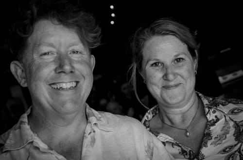 Adios Jeff and Susan Mall of Zin Restaurant