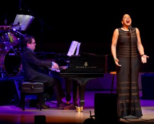 Broadway and television star Audra McDonald returns to the Green Music Center on March 28. (Alvin Jornada / The Press Democrat)