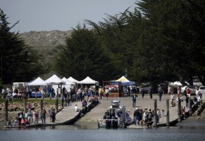 The Annual Fisherman's Festival comes to Bodega Bay April 11 & 12. (photo by Beth Schlanker)